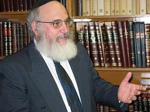 Image-Rabbi Benjamin Hecht